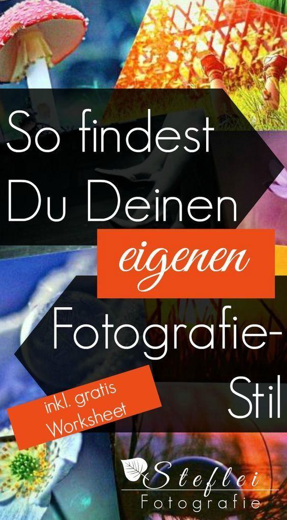 So findest Du Deinen Fotografie-Stil