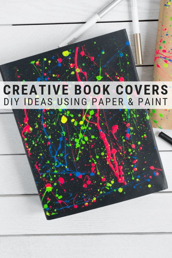 Diy Book Cover Ideas Using Paint Creative Cute Diy Text Book Covers Book Cover Diy Book Cover Art Diy Diy Book