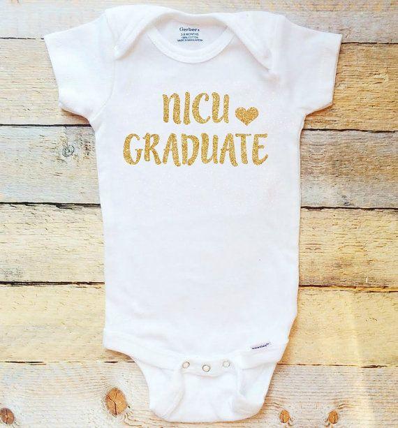 Nicu Graduate Bodysuit Baby Love Onesies Nicu