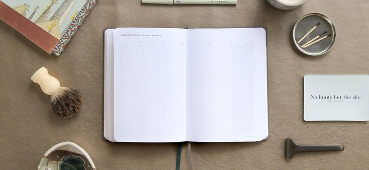 This planner was designed to help you reach your goals. By bringing what is important into focus and using time blocking to plan your week, this proven system has work for thousands of people across the world.