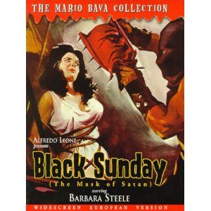 Just watched this last night and confirmed yet again my love for Mario Bava and #Italian Horror Cinema! Black Sunday (The Mario Bava Collection)