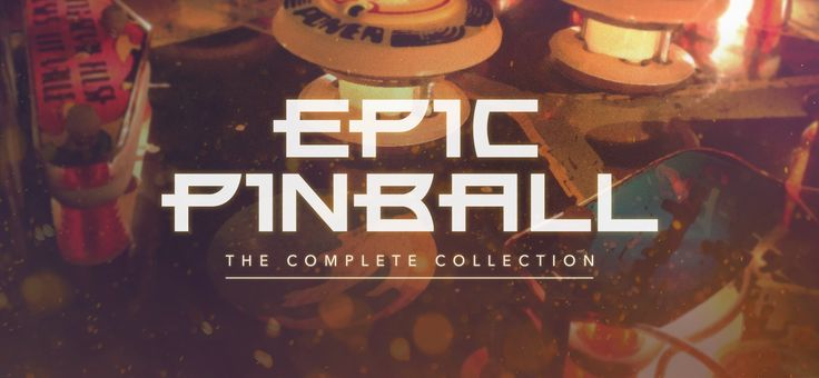 Along with the Jazz Jackrabbit games GoG's also just republished Epic Pinball (yes the naked blue Super Android one)