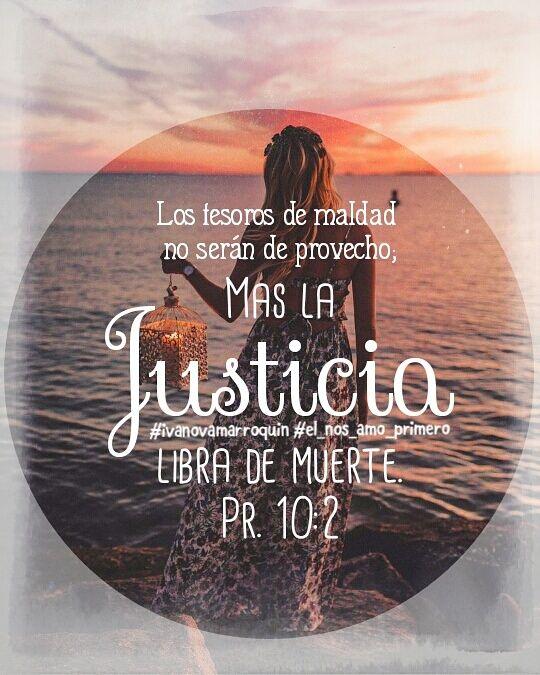Proverbios 10:2