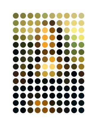 Mona Lisa Remixed (Art Print, 2009) // Gary Andrew Clarke