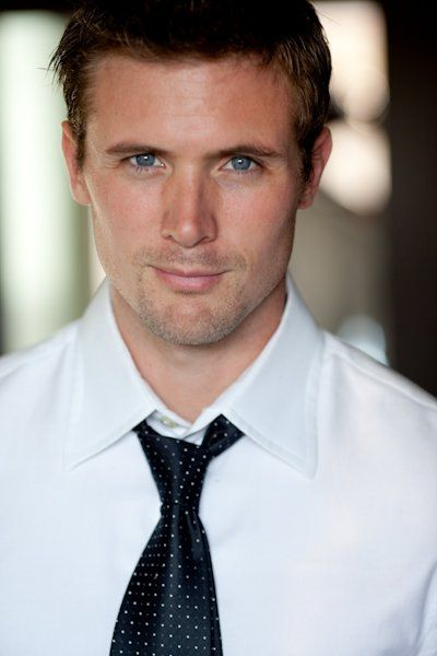 John Reardon - Not very well known actor, but has some oh so hot eyes and mischievous little smile