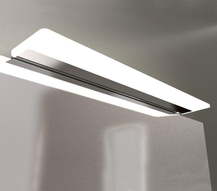 Lampada da bagno per specchio Katerine S2: lampada led