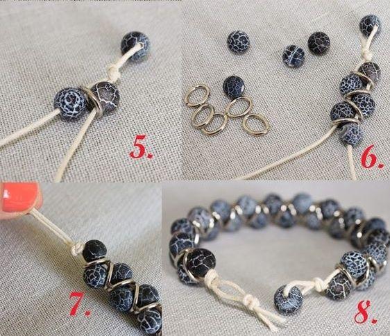 Bracelet zig-zag. / Jewellery and jewelry / SECOND STREET