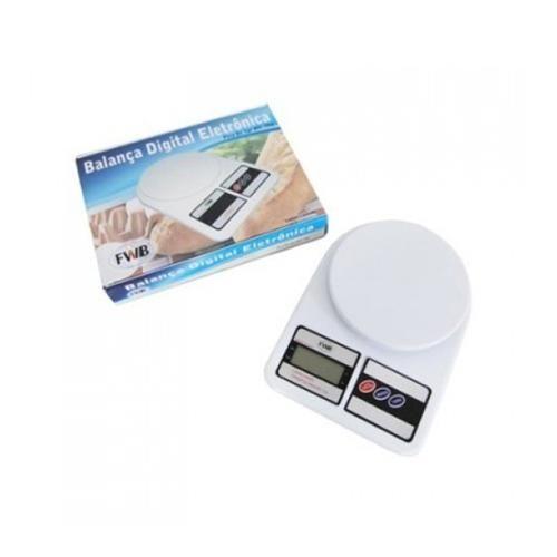 Balança Digital de Cozinha Sf400 Alta Precisão Eletrônica r$ 29,00 em janeiro16
