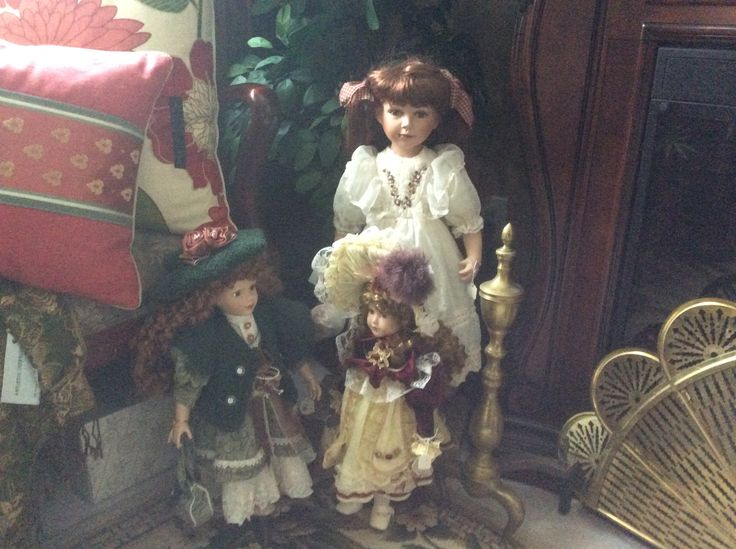 A DOLL COLLECTION