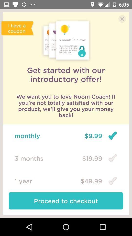 Noom coach