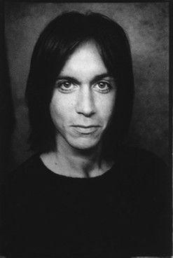 Iggy Pop, as photographed by Mick Rock.