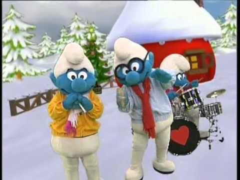 Χριστούγεννα ήρθαν πάλι - Στρουμφάκια