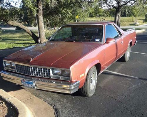 1986 Chevrolet El Camino - Austin, TX