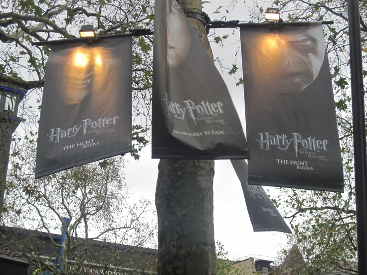 Harry Potter-premiär i London