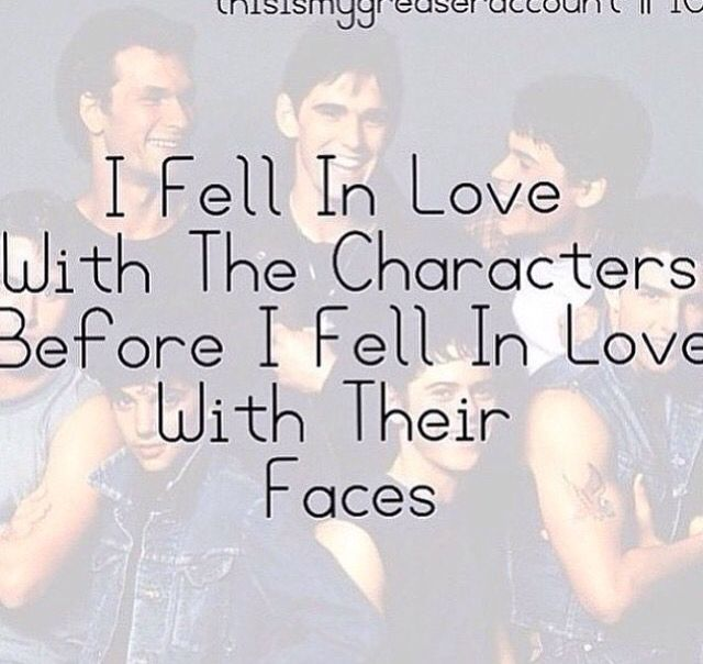 291 best the outsiders images on pinterest stay gold stay young true esp about the outsiders i mentioned that i thought soda was just gorgeous and one of my friends was like oh you finally watched the movie fandeluxe Gallery