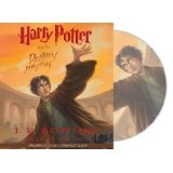 Harry Potter and the Deathly Hallows (Audio CD)By J. K. Rowling