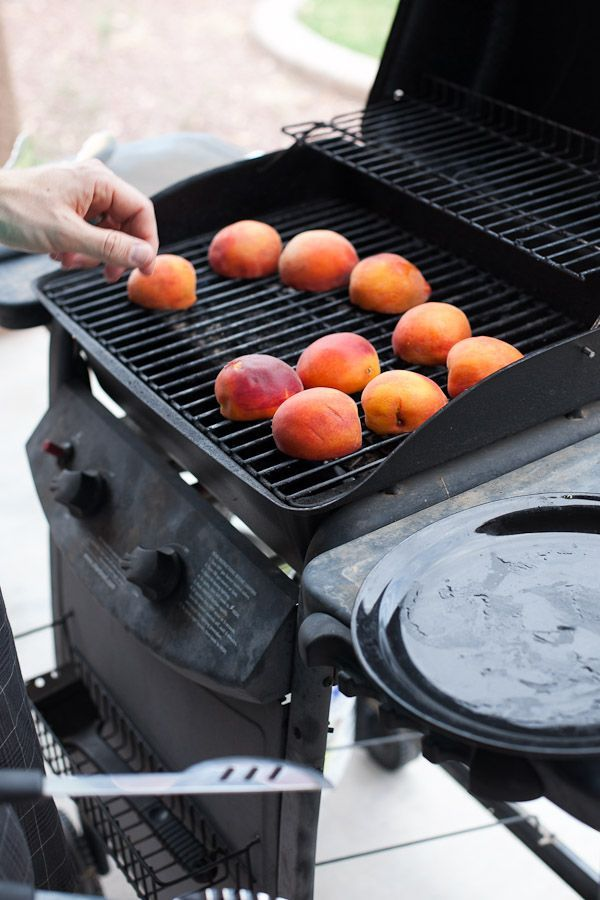 How To Grill Peaches. Get the details.