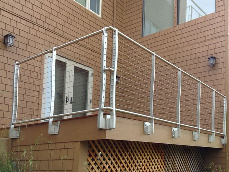 Best Very Versatile Stainless Steel Cable Railing Cost Per Foot 400 x 300