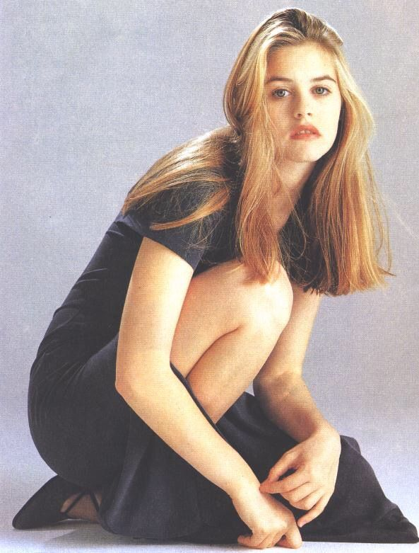 Seriously love. Alicia Silverstone