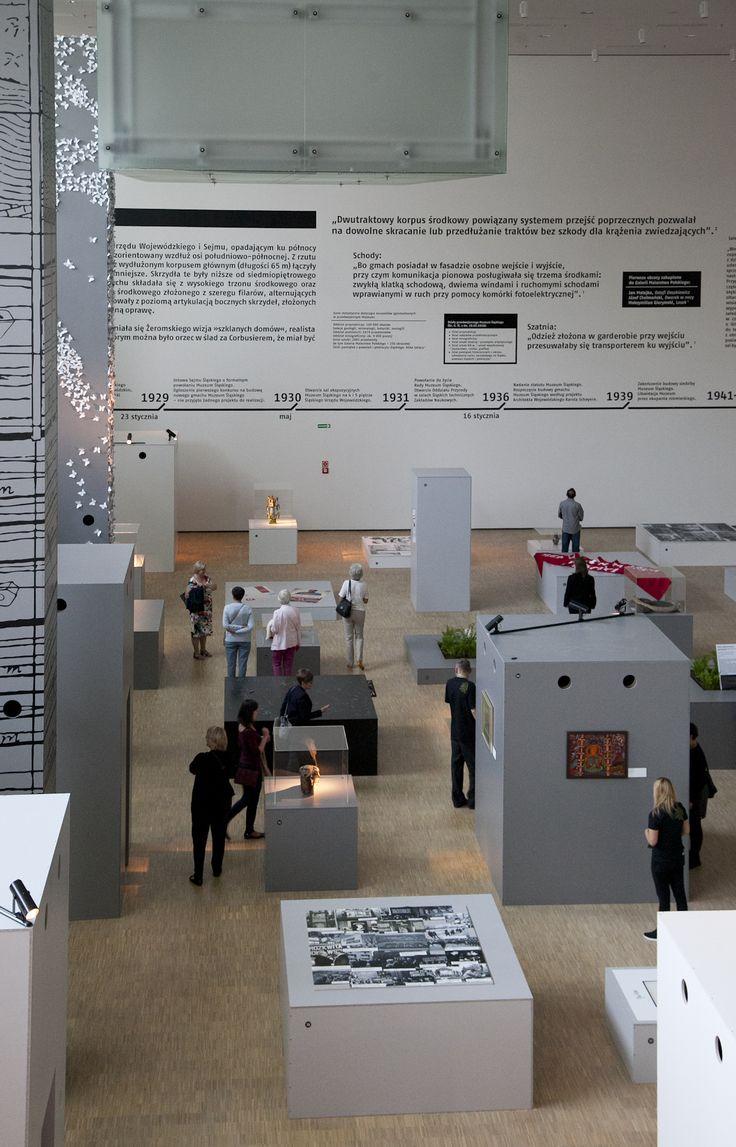 Muzeum w organizacji. Muzeum w wyobraźni - Muzeum Śląskie