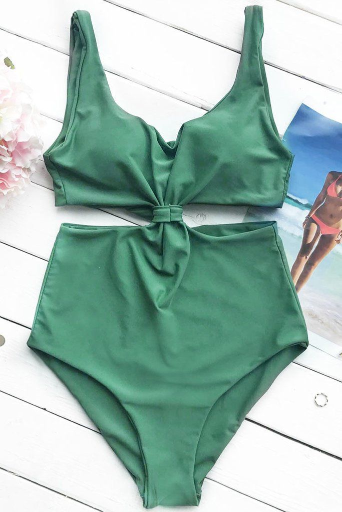 Cupshe Come With Me One-piece Swimsuit