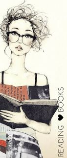 Reading Books : Feliz Día de la Lectura!