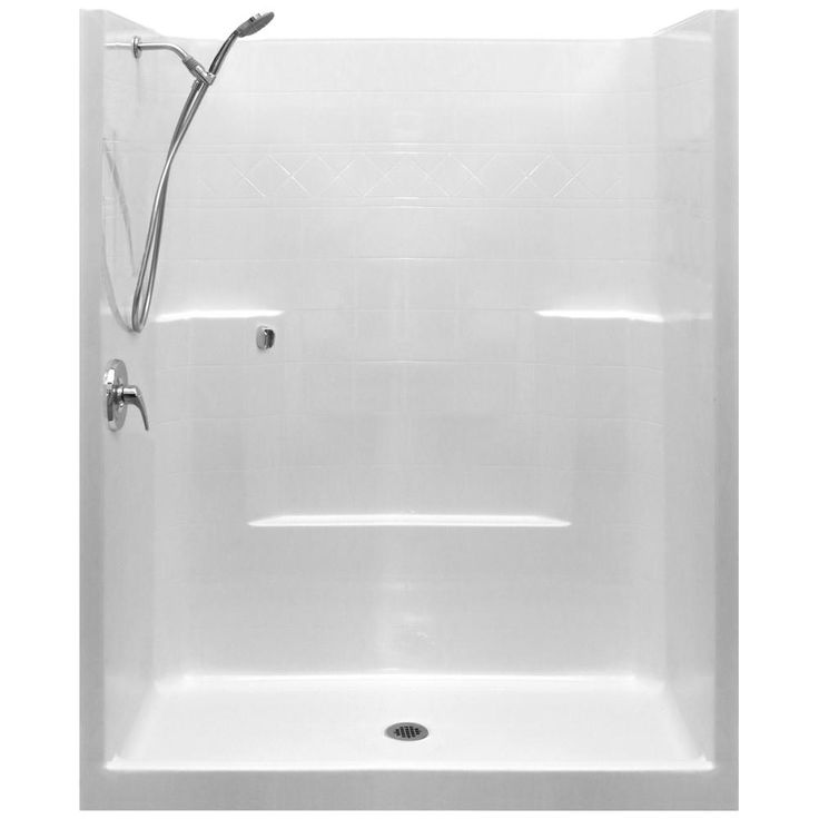 1000 Ideas About Shower Stall Kits On Pinterest