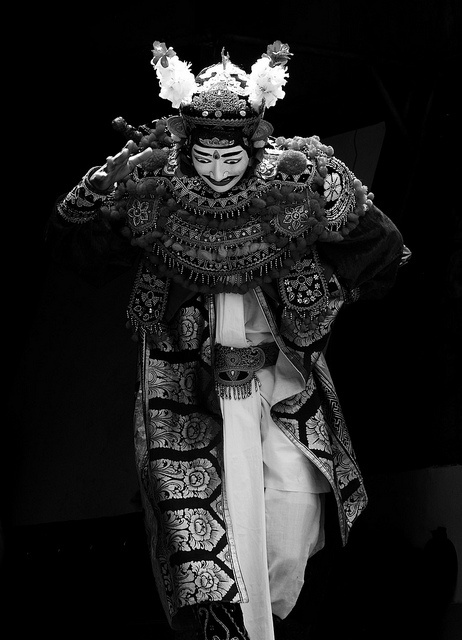 dancer from bali