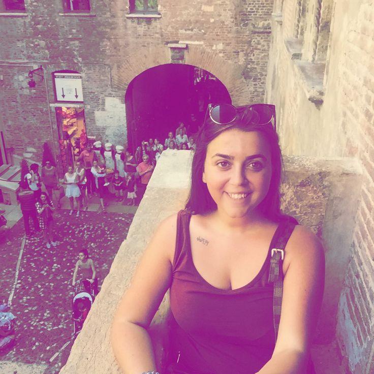 Verona-Casa di Gulietta #verona #italy