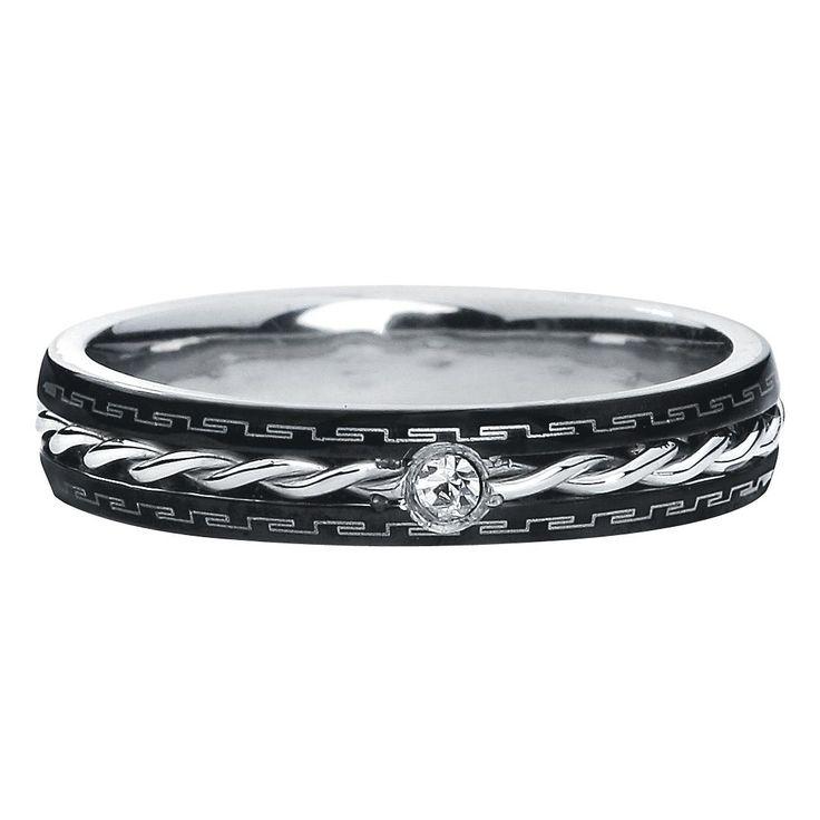 Fine Steel Ring - EMP Online