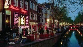 Molto probabilmente hai scoperto il quartiere a luci rosse di Amsterdam in quanto questo è …