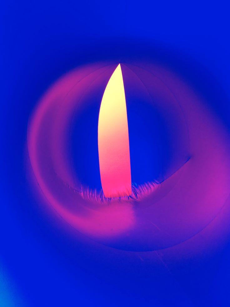 Candle sailing