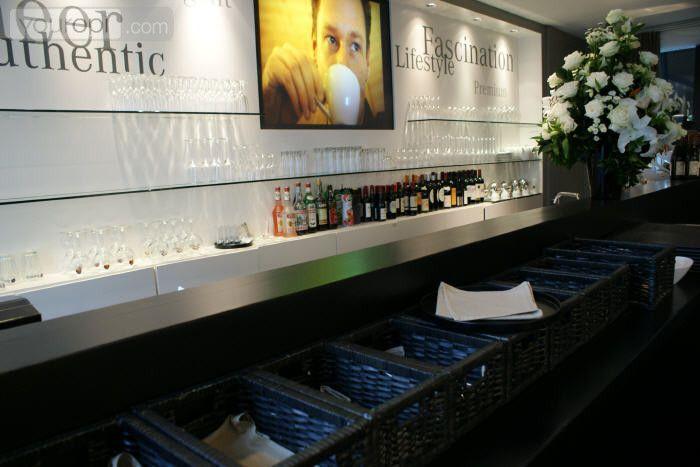 The Mercedes House Brussels, Restaurant, Brussel, Restaurants in Brussel