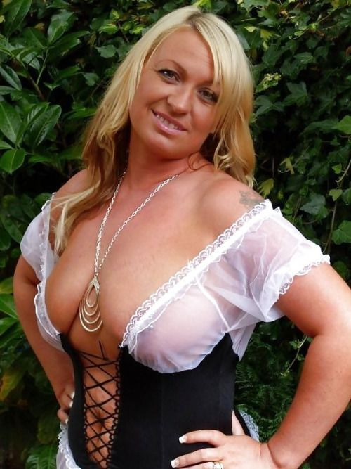 The Beauty That Is Big Women Big Boobs And Mature