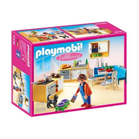 Kolejne nowości od Playmobil:)  Zestaw Playmobil 5336 - Kuchnia z Kącikiem Jadalnym dla Dzieci od lat 4.    W zestawie Figurka Playmobil, kuchenka, stół, naczynia, zlew, oraz inne akcesoria związane kuchnią.  Sprawdźcie sami:)  http://www.niczchin.pl/playmobil-city-life/2807-playmobil-5336-kuchnia-z-kacikiem-jadalnym.html  #playmobil #kuchnia #kacikjadany #zabawki #niczchin #krakow