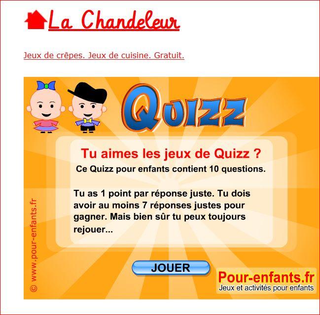 best 25+ quizz pour enfant ideas only on pinterest | recette