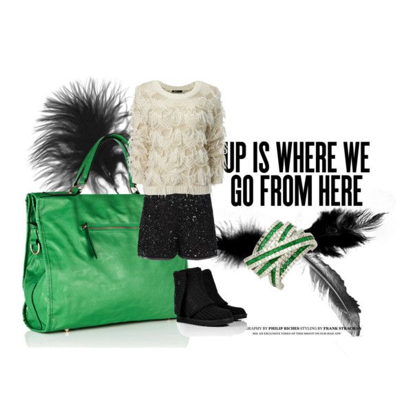 """Shining green"" by jilmary-fierro on Polyvore"