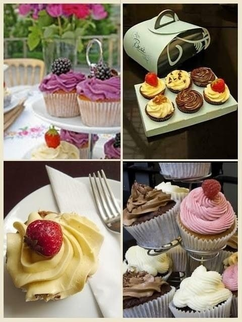 CUPCAKE, CUPCAKE, CUPCAKE trish4uss fun-recipes strawberry-recipes strawberry-recipes