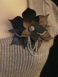 Cute Upcycled Jewelry... made out of inner tubes