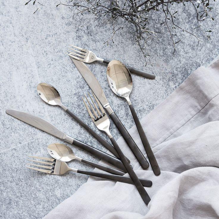 Ox Matgaffel från House Doctor. Här är en härlig gaffel som har en rustik och industriell design som...