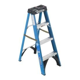 4' step ladder, sweet to have around the home or job site