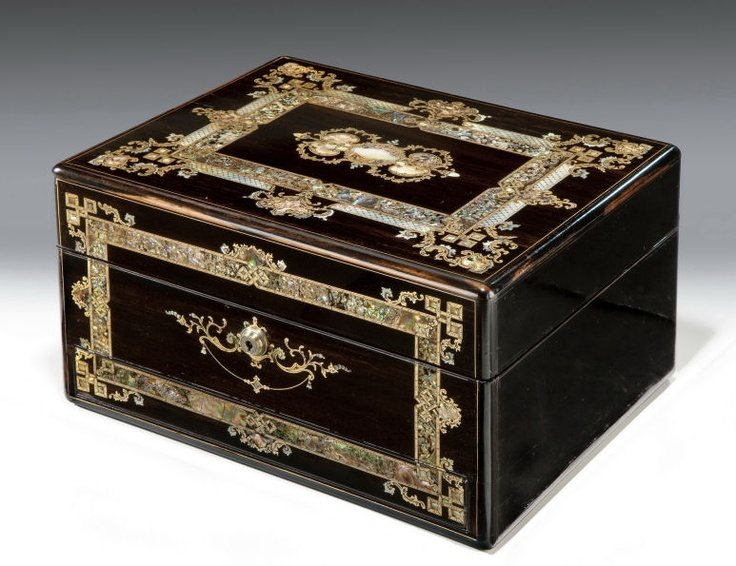 Antique Boxes- Antiques by Richard Gardner Antiques