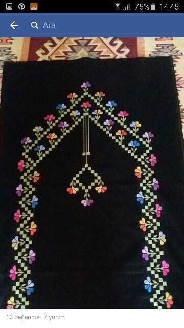 Cross stitch, , تطريز