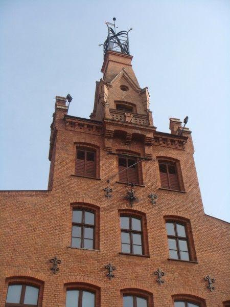 Baszta Strażacka w Poznaniu Poznań