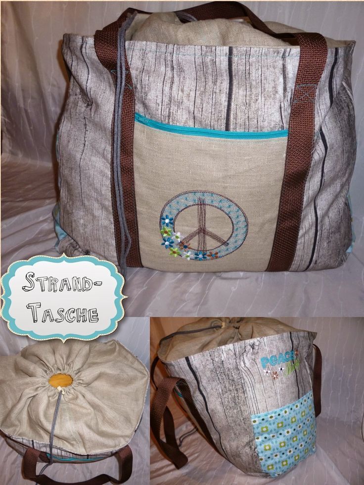 229 best Nähen - Taschen allerlei images on Pinterest | Taschen ...