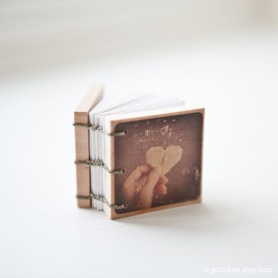 Handmade Miniature Artists Book