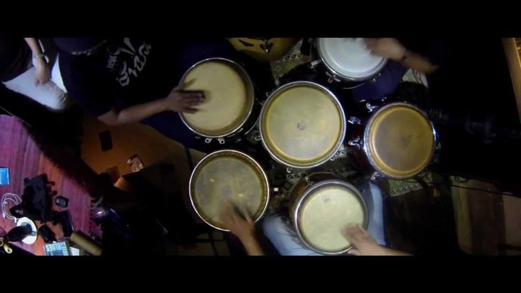 CONGA...CONGA...CONGA - Wiradz Brothers | Percussion Definition
