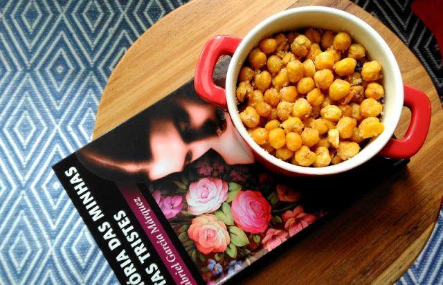 inspiracionistas: Grão-de-bico ou os novos cheetos