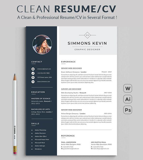 Resume Resume Design Template Resume Design Template Microsoft Word Resume Template Word