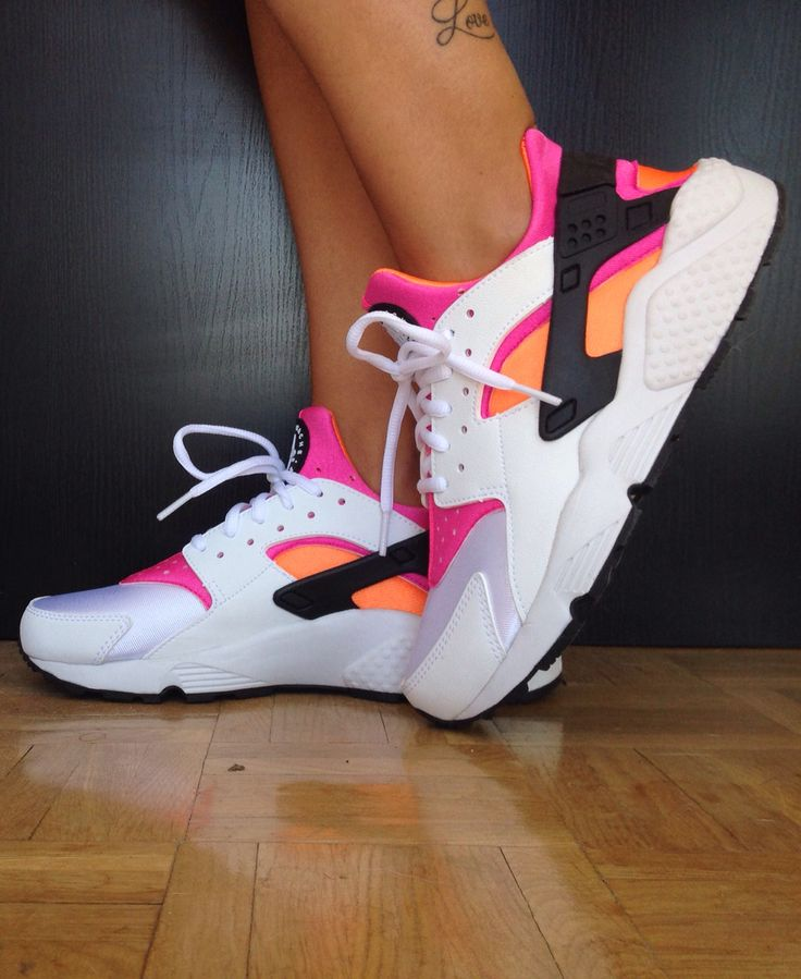 ... nike air huarache white total orange the sole supplier 279 best sneaker  freaker images on pinterest fb0f37743fab